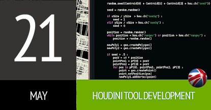 Course: Houdini: Tool Development